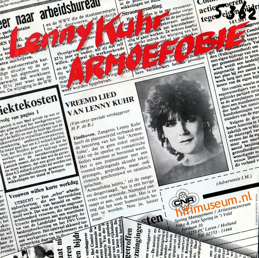 Lenny Kuhr De Zomer Achterna